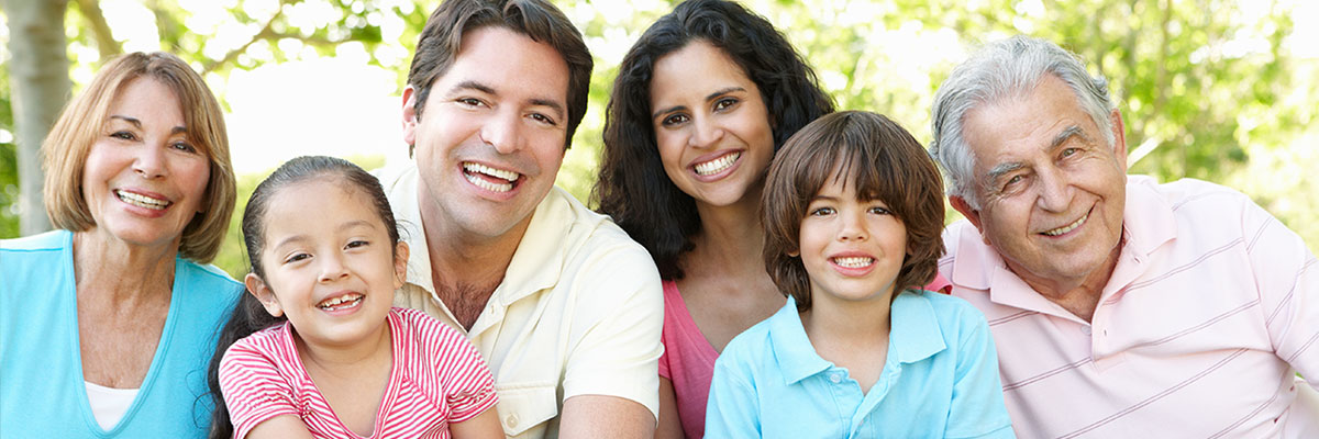 At Wesley B. Smith DDS, we provide dental health for the entire family.